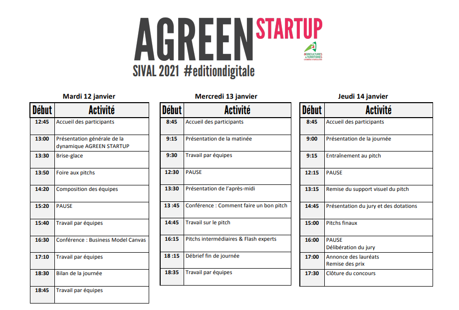 Agreen Startup
